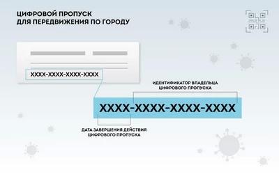 Собянин объяснил, как получить цифровой пропуск для передвижения по Москве