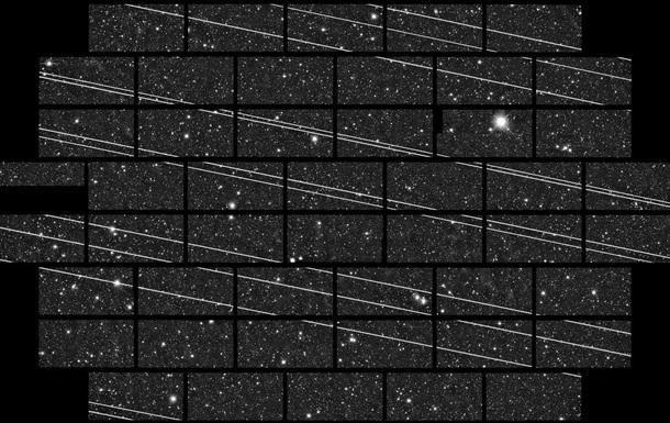 SpaceX ради астрономов снизит излишнюю яркость спутников