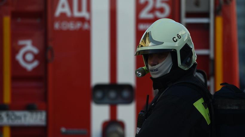 Спасатели обработали от коронавируса 119 зданий в Подмосковье с начала апреля