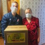 Спортсмены из Московской области доставляют средства дезинфекции и продовольствие нуждающимся в самоизоляции