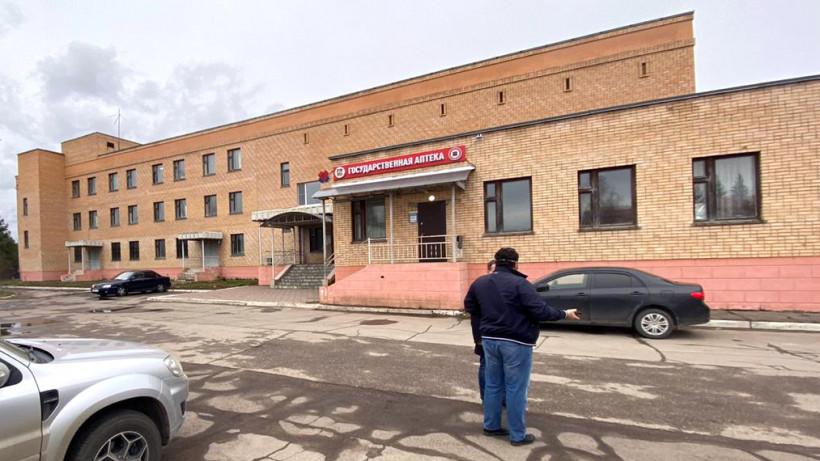 Стационар в поселке Одинцовского округа перепрофилируют для приема больных коронавирусом