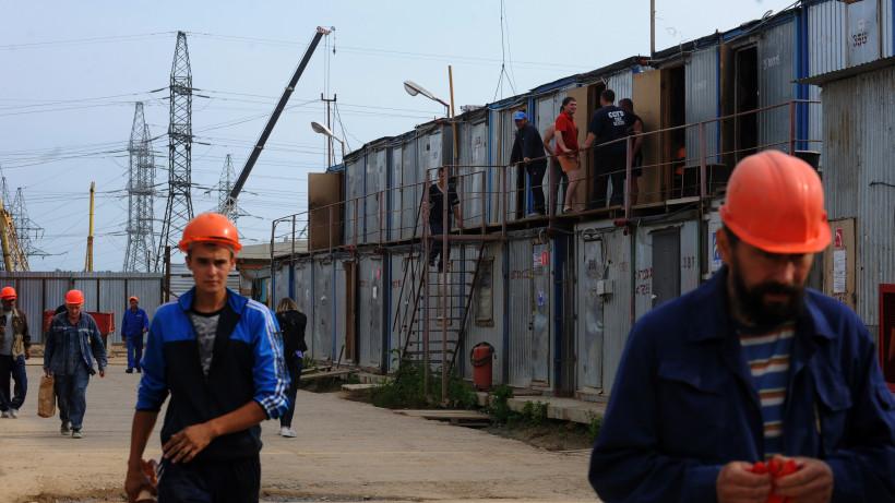 Строгий контроль мест проживания иностранных граждан обеспечат в Подмосковье