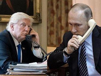 Трамп позвонил Путину насчёт нефти икорнавируса