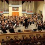 Трансляция концерта симфонической музыки к 75-летию ЯАГСО
