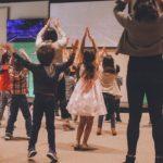 Трансляция мастер-классов студии бально-спортивных танцев
