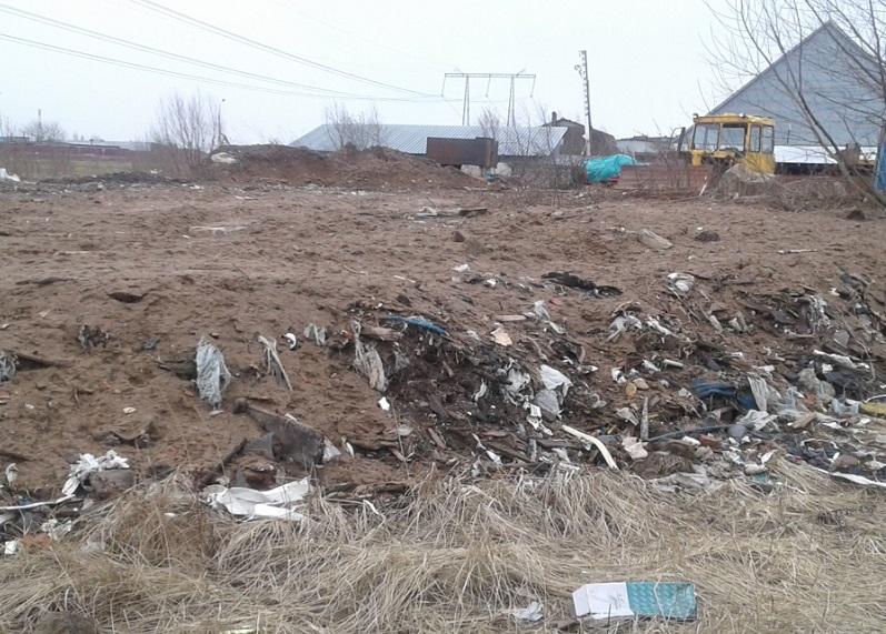 Троих нарушителей правил обращения с отходами установили в городском округе Мытищи
