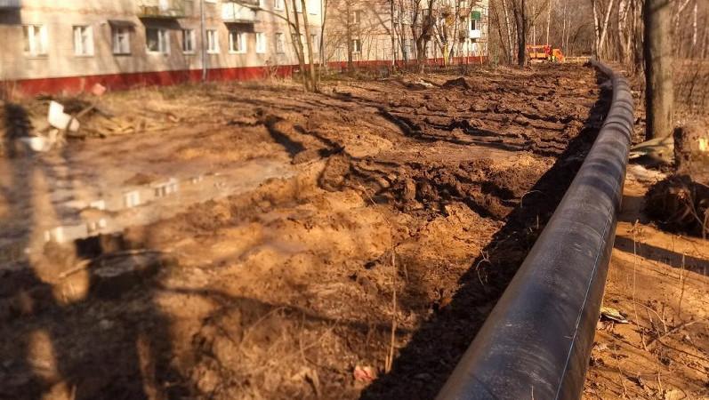 Виновников загрязнения почв в Долгопрудном привлекут к ответственности