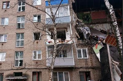 Взрыв в жилом доме в Орехово-Зуево: есть жертвы