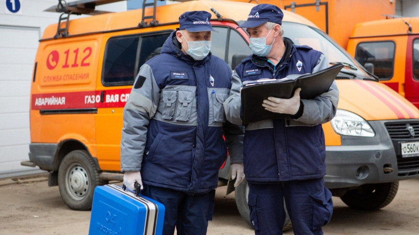 Жителям Подмосковья напомнили, как отличить газовика от мошенника