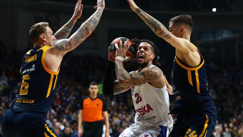 Баскетбольный клуб «Химки» останется в Евролиге