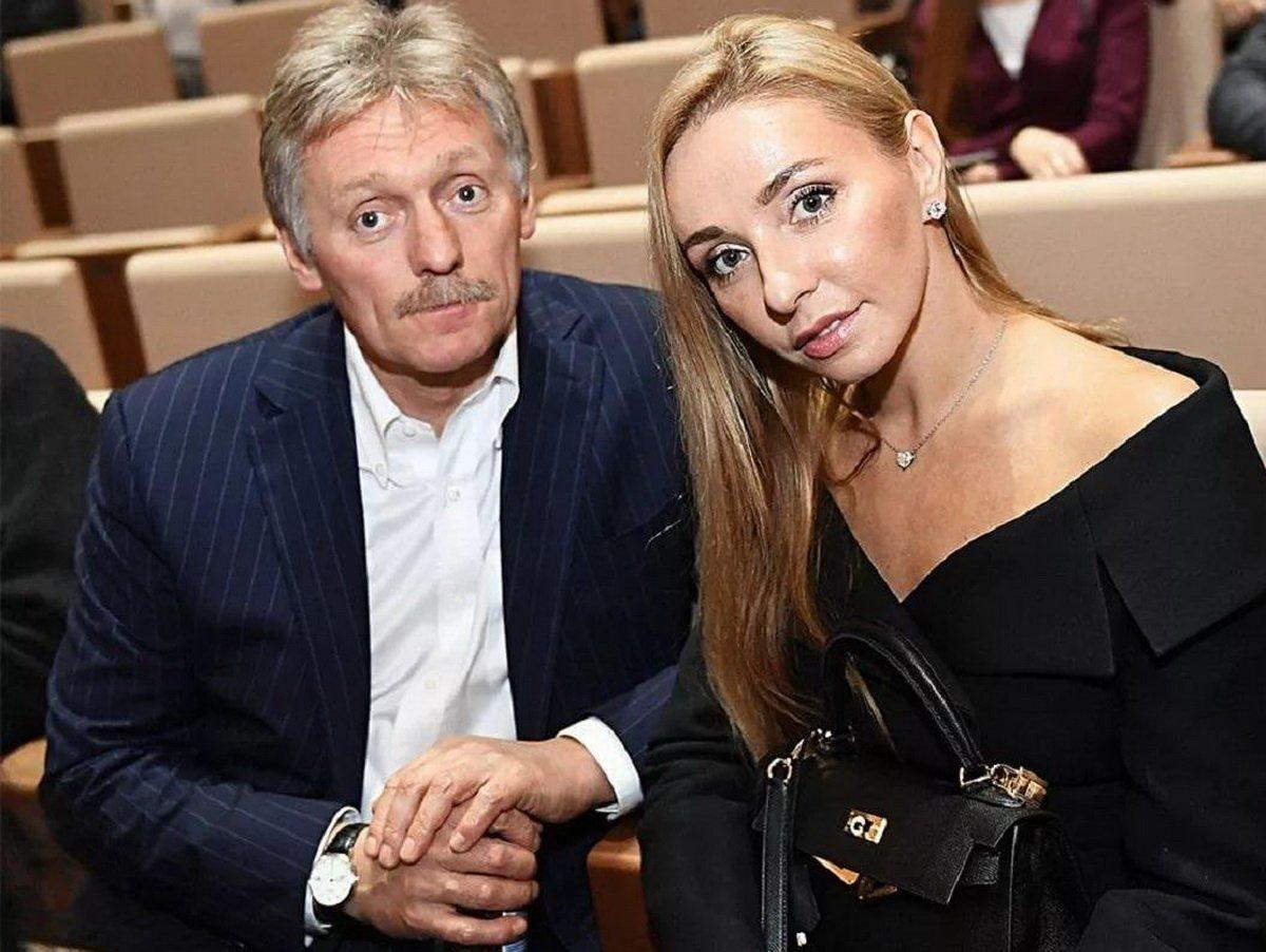 «Блокатор вирусов не помог»: Пескова госпитализировали вместе с Навкой с COVID-19