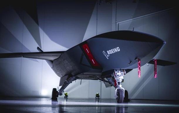 Boeing представил первый боевой беспилотник с искусственным интеллектом
