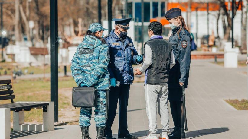 Более 13 тыс. нарушений самоизоляции выявили в Подмосковье