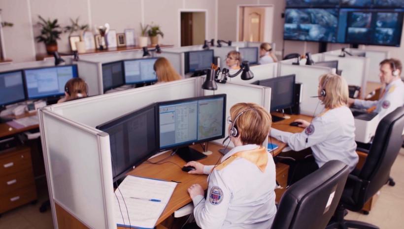 Более 3 млн вызовов приняли операторы системы-112 Подмосковья с начала года
