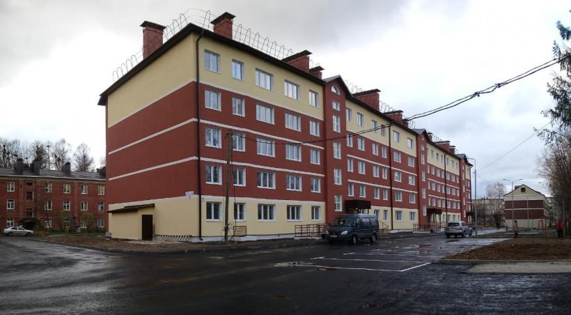 Более 450 человек в Подмосковье переехали из аварийного жилья в 2020 году