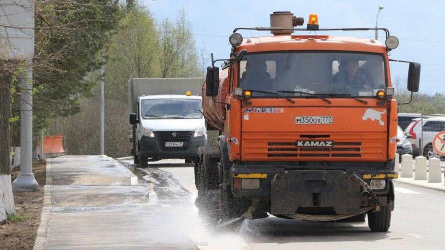 Более 470 дорог к памятникам воинской славы привели в порядок в Подмосковье