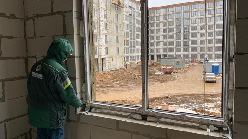 Более 650 уведомлений направили застройщики Подмосковья в Главгосстройнадзор о начале работ