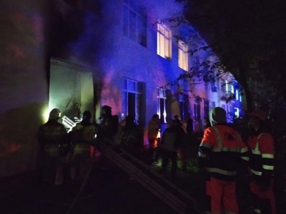 Число жертв пожара в больнице в Татарстане увеличилось до трёх