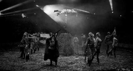 Цирковой спектакль «Салют Победы!» покажут на портале «Культура.РФ»