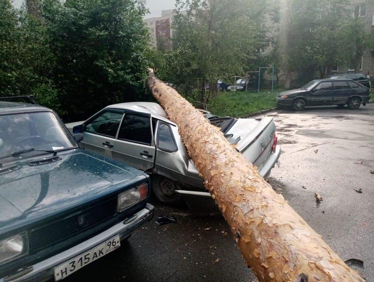 Cтрашный ураган на Урале убил троих человек