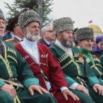 «Дедушка о чеченских традициях».