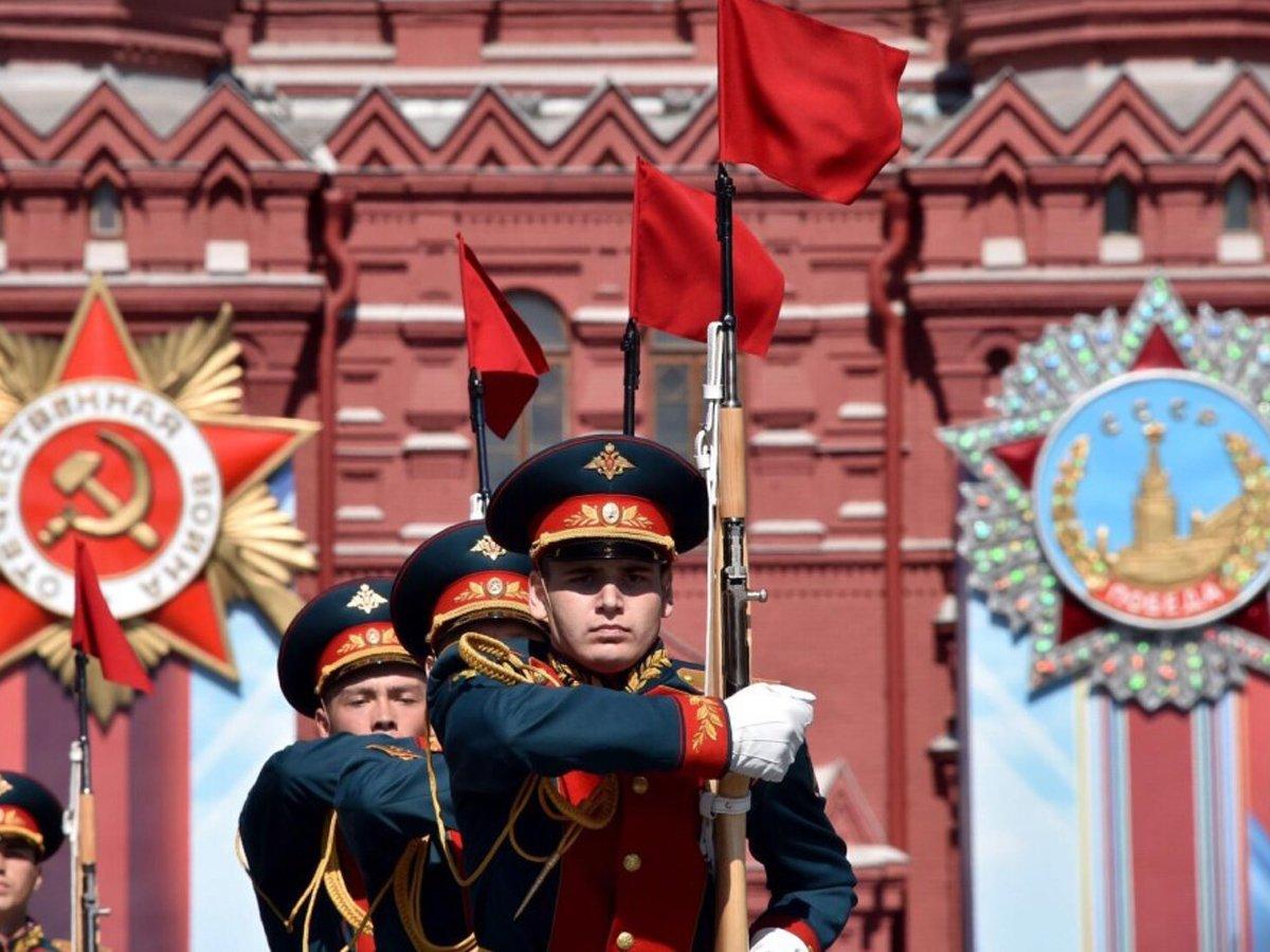 День Парада Победы в Москве могут сделать выходным