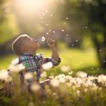 «Детство-это радость».