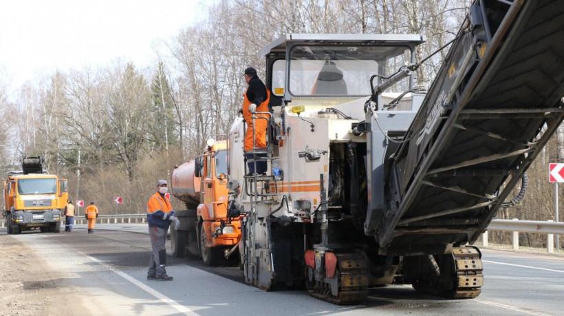 Двадцать дорог Подмосковья отремонтируют в рамках проекта «Улица Победы» в 2020 году