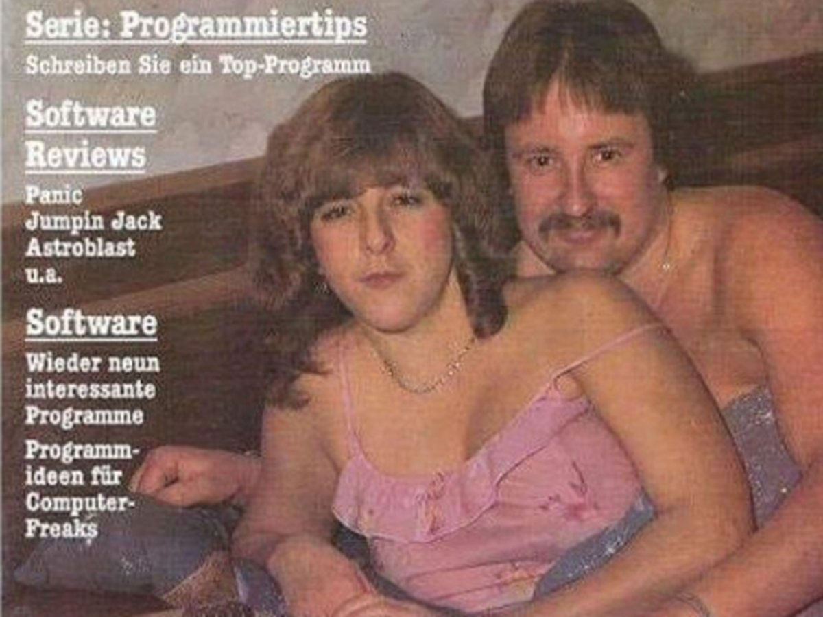 Фото обложек компьютерных журналов 80-х годов произвели фурор в Сети