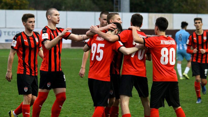 Футбольный клуб «Химки» вышел в Российскую Премьер-лигу