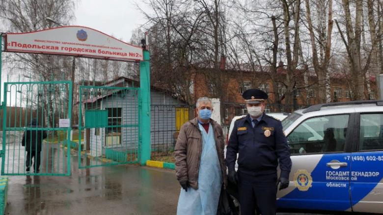 Инспекторы Госадмтехнадзора доставили врачей по 413 вызовам жителей Подмосковья