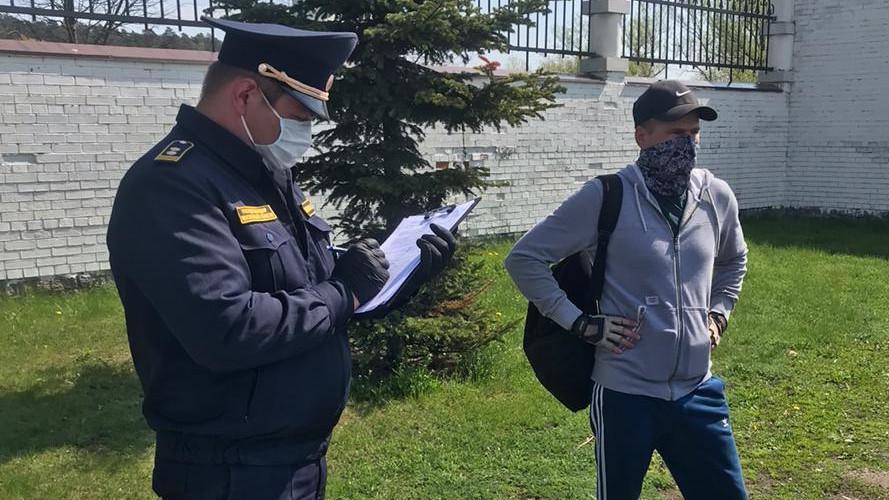 Инспекторы Госадмтехнадзора Подмосковья выявили 230 нарушений режима самоизоляции за день