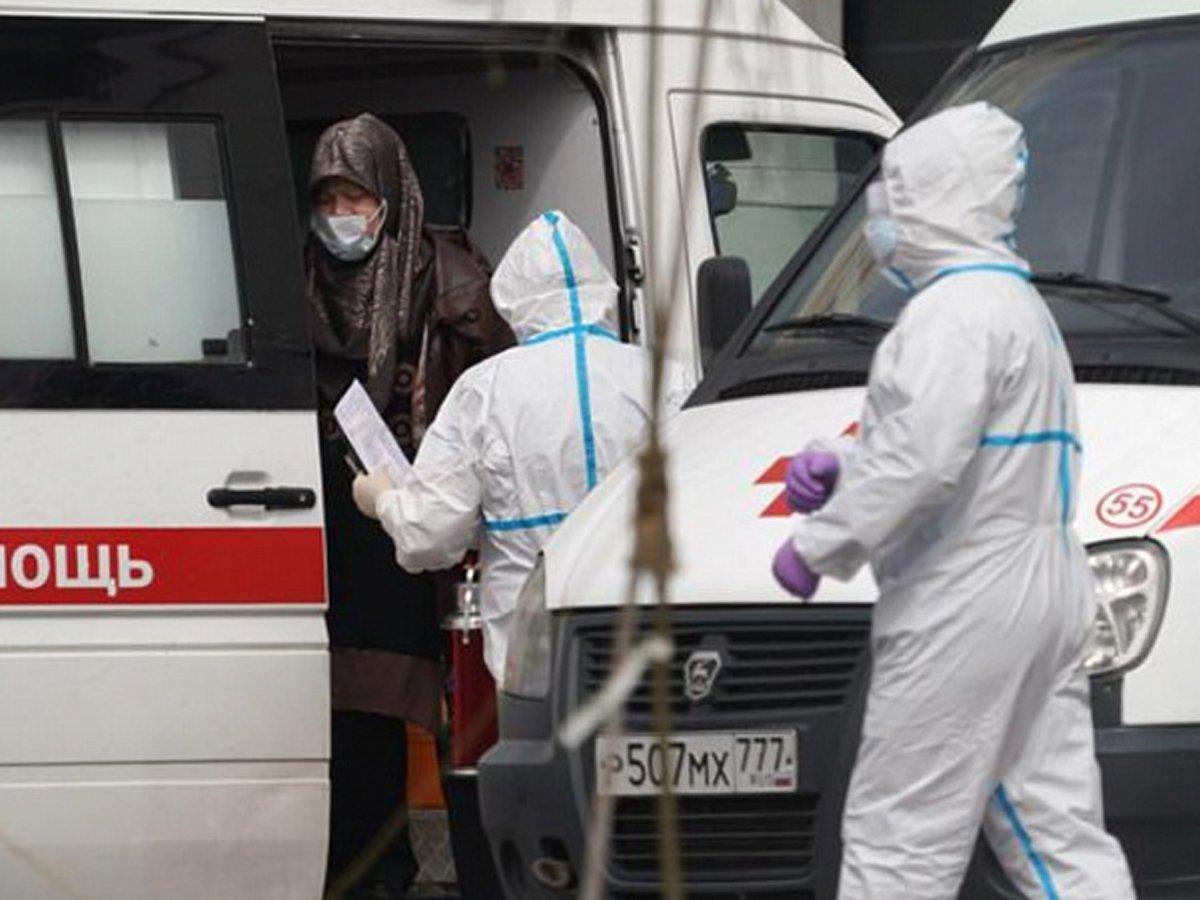 Количество заболевших COVID-19 в России превысило 400 тысяч человек