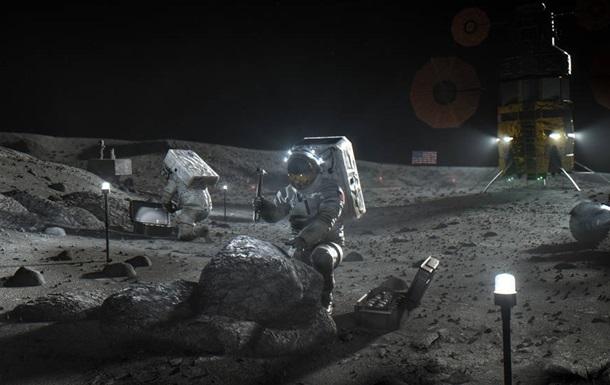 Компании Маска и Безоса создадут лунный модуль для NASA