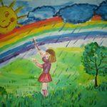 Конкурс: «Мир глазами ребенка»