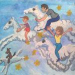 Конкурс рисунков: «Счастливое детство»