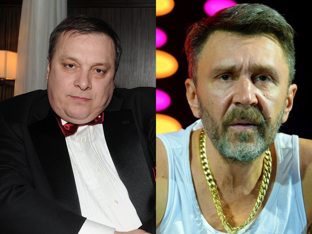 Лидер «Ласкового мая» Разин назвал Шнурова «помойником»