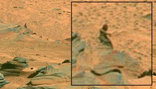 «Ложки» и «человеческие кости» — находки на поверхности Марса