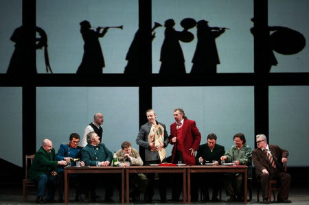 Мариинский театр покажет оперу «Мёртвые души» в годовщину первой публикации поэмы