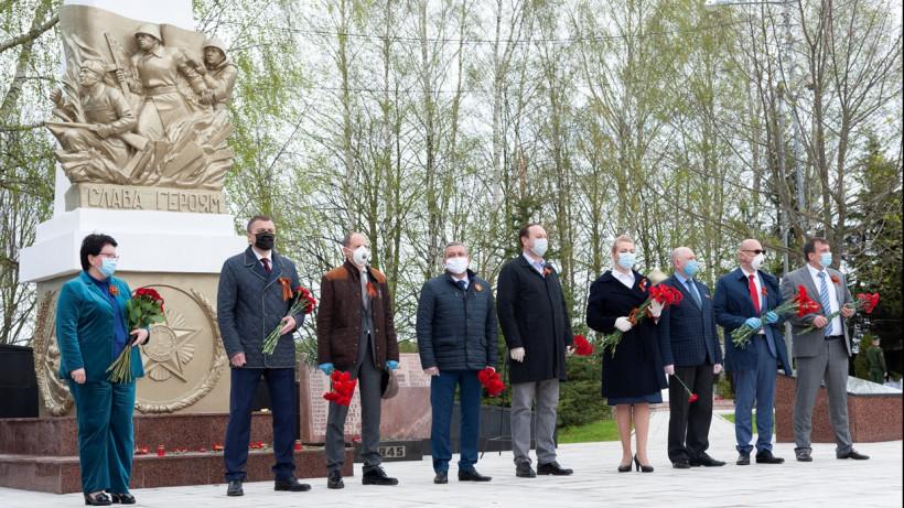Мемориальный комплекс «Рубеж обороны Москвы» реконструировали к Дню Победы