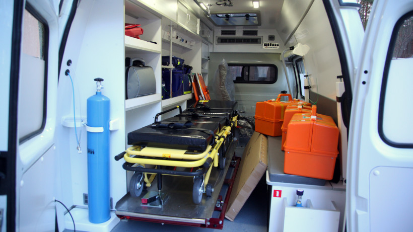 «Мострансавто» отремонтирует 59 машин скорой помощи