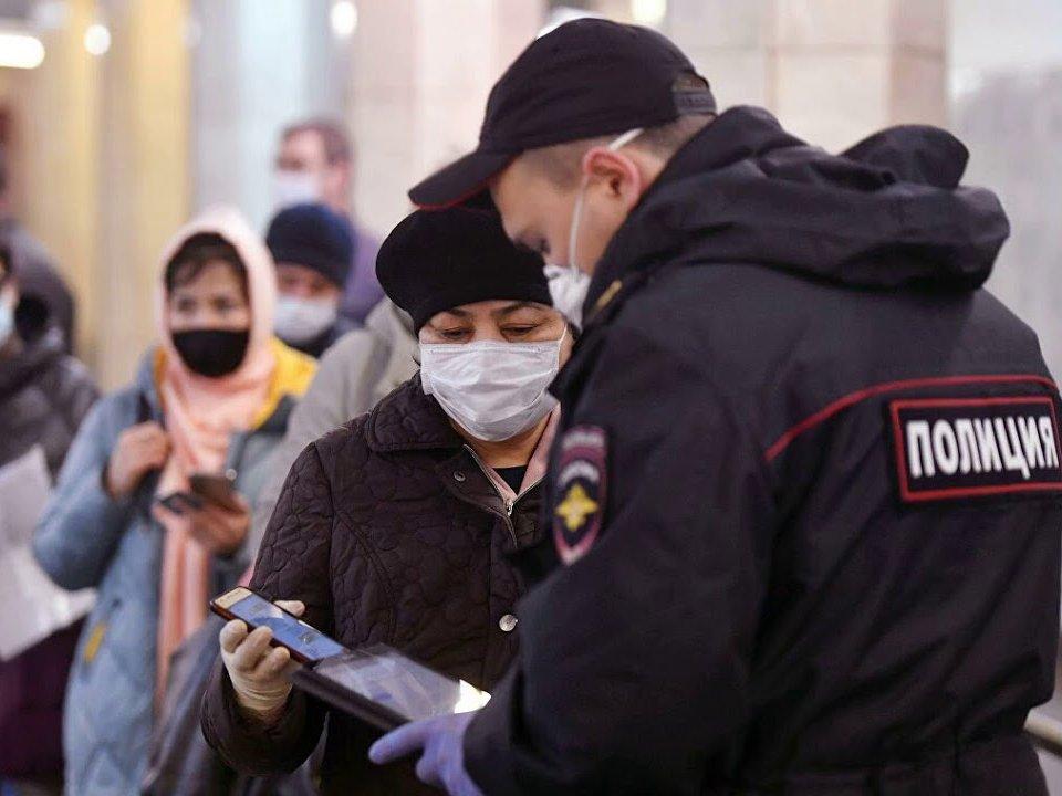Отказ от тестирования на коронавирус
