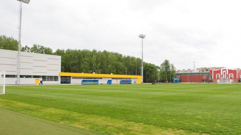 На спортивной базе «Гучково» построят новый батутный зал