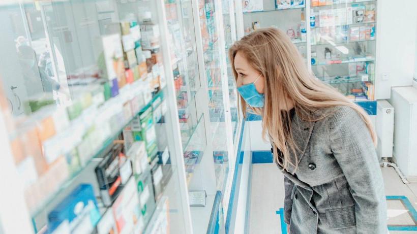 Наталья Егорова проверила наличие медицинских масок в подмосковных аптеках