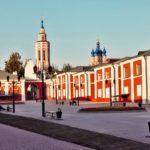 Необычные города России