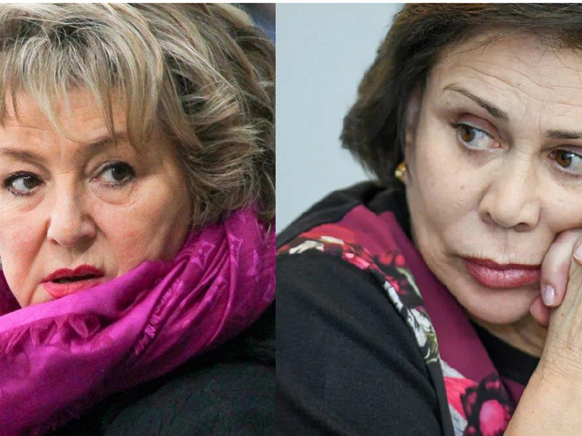 «Несет что ни попадя»: в перебранку Родниной и Тарасовой вмешалась Миро