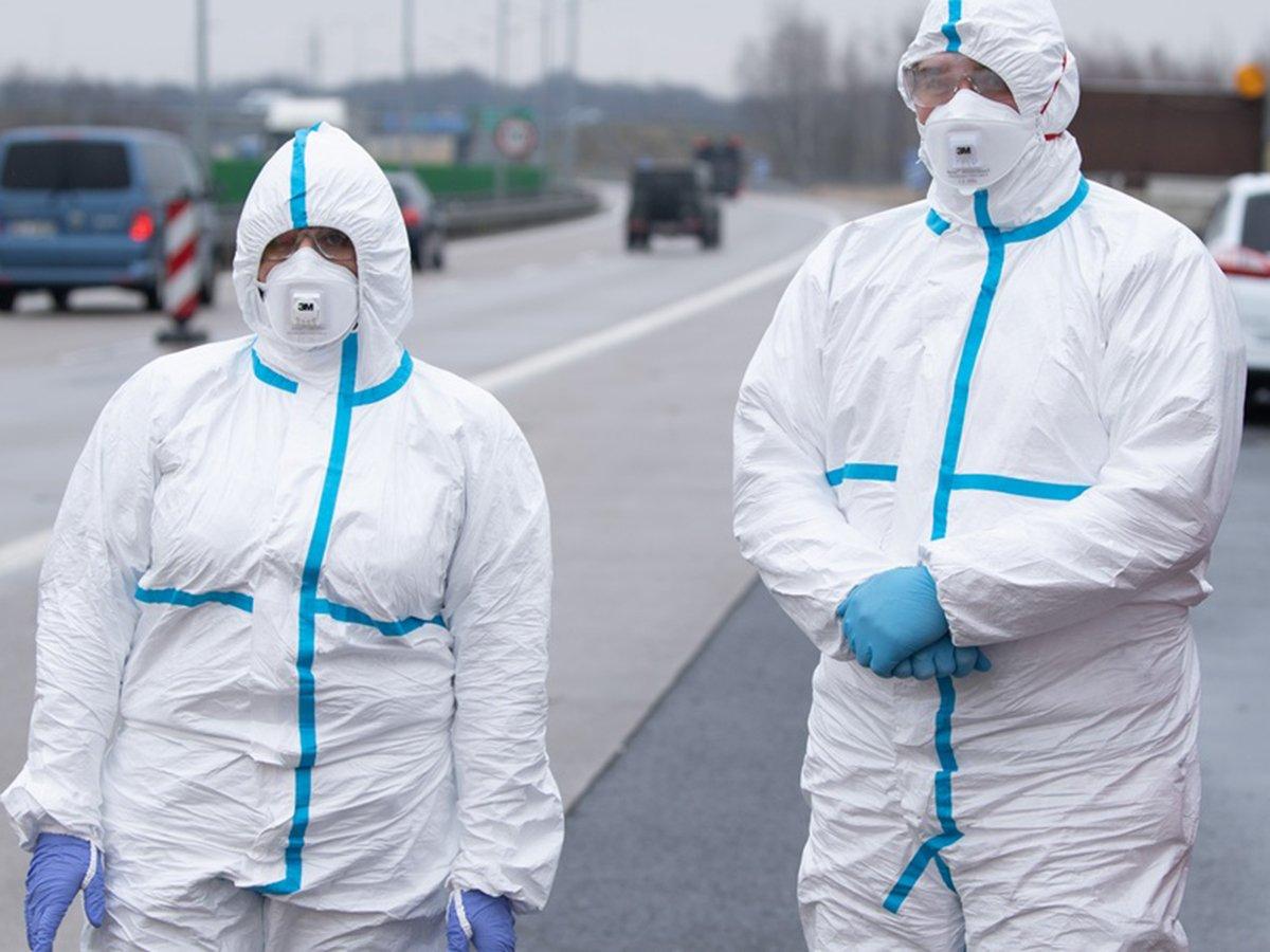 «Никакого плато не предвидится»: ученый предупредил о всплеске коронавируса в России через 1-2 недели