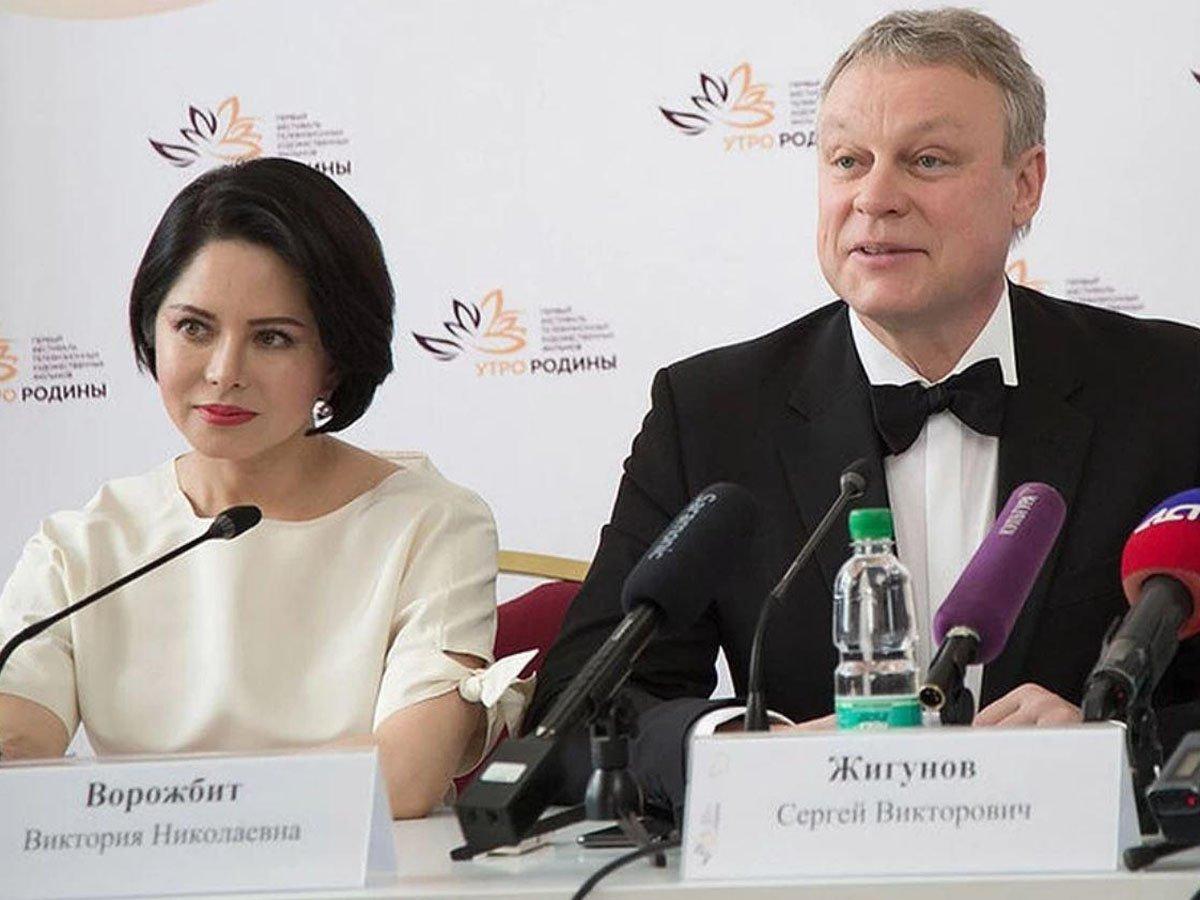 Новая любовница Жигунова похожа на Заворотнюк лицом и долгами (ФОТО)