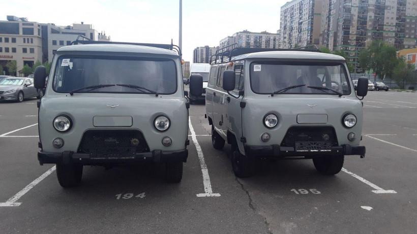 Новые автомобили и оборудование закупили для лесопожарных станций «Центрлесхоза»