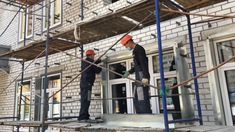 Объекты бюджетного строительства в Подмосковье проверяют на соблюдение санитарного режима